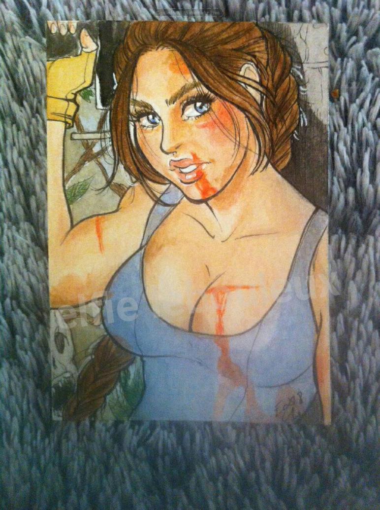 Lara by bulma24