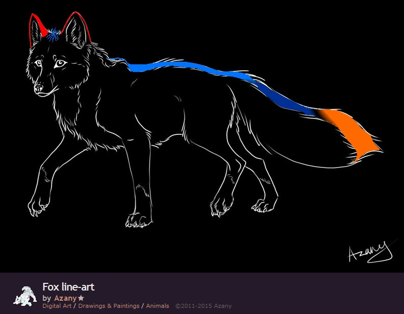 Fox Howleen by Patrik356b