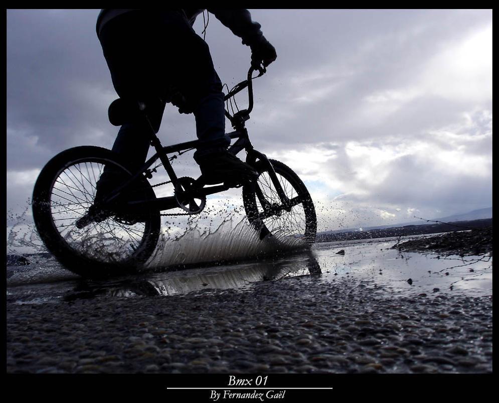 BMX 01 by InfinitX
