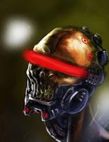 cyborg by harry-osborn