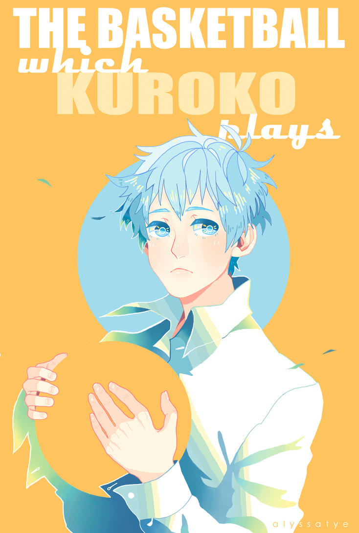 Kuroko by AlyssaTye