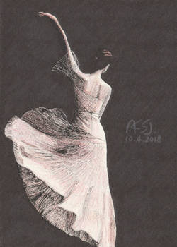 Graceful in Darkness (Valeriya Shikina)