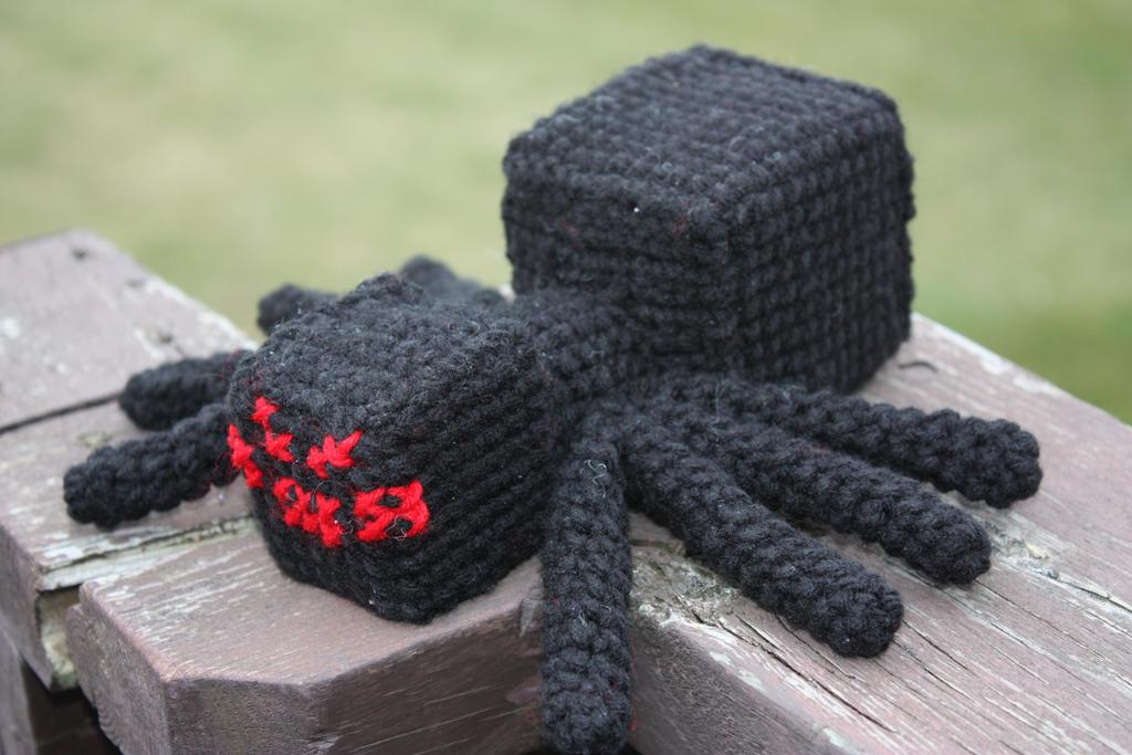 Minecraft Spider by rdekroon