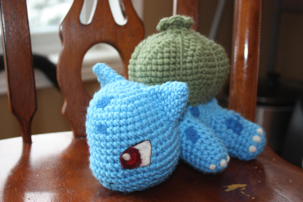 Bulbasaur - pattern by aphid777