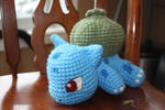 Bulbasaur - pattern by aphid777 by rdekroon