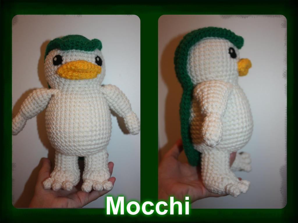 Mocchi Amigurumi by rdekroon