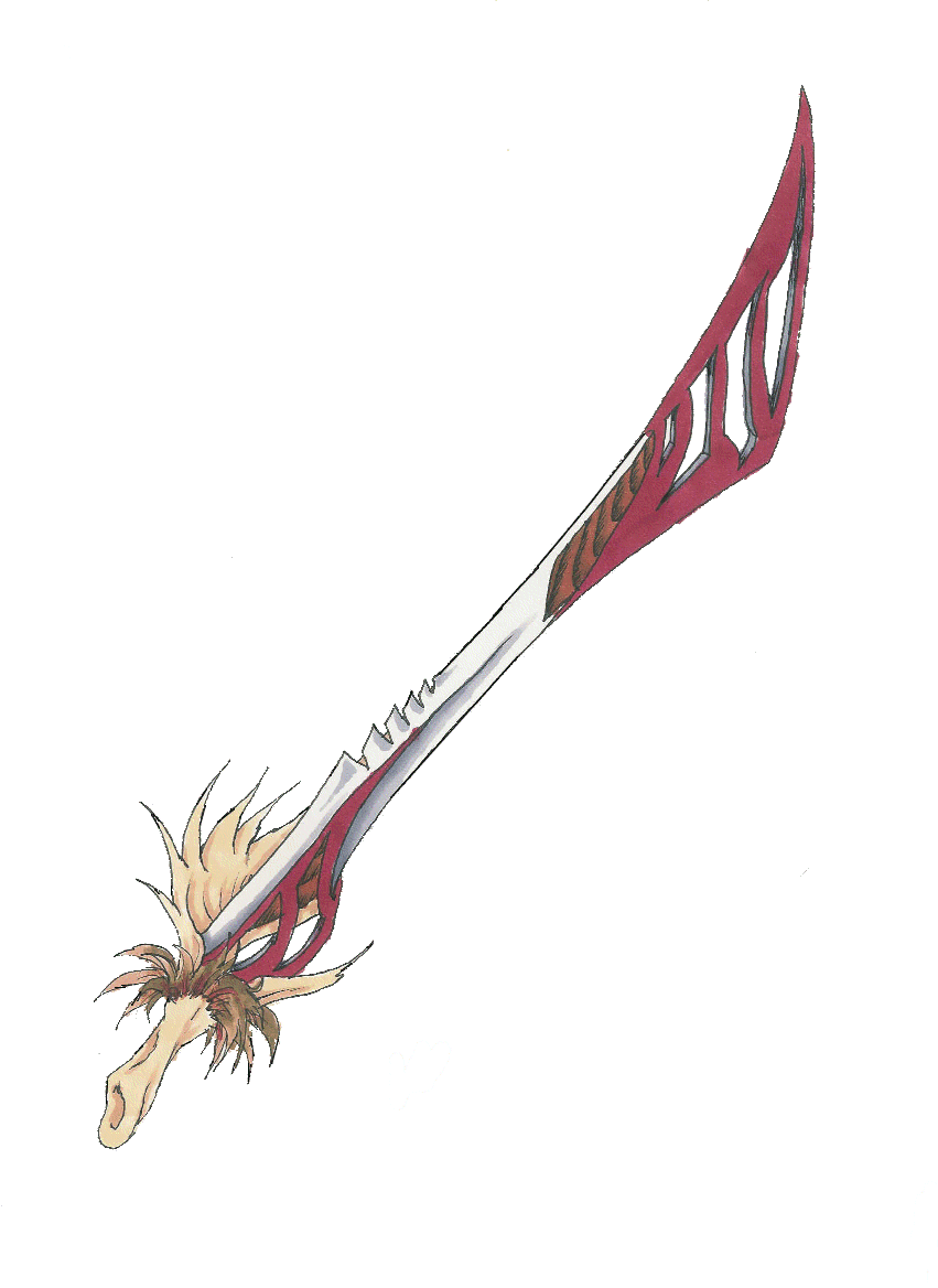 Griffin Sword by akarui on DeviantArt