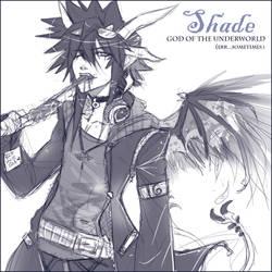 Shade: God of the Underworld by akarui