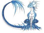 Levi's Dragon State by akarui