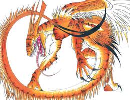 Tiger Lockjaw by akarui