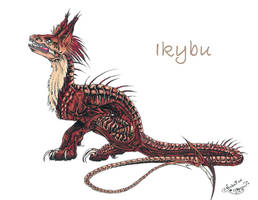 Ikybu Lockjaw by akarui