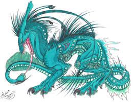 The Aquarian Hybrid by akarui