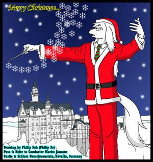 Christmas Music Conduct