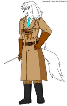Cond. Philip's New Costume (Coat)