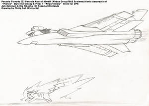 Ash Ketchum The Fighter Plane Sketch