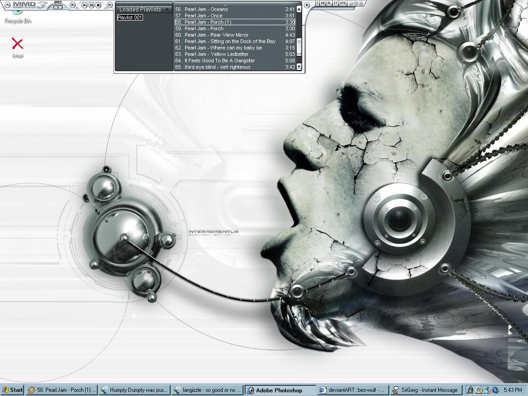 Desktop by beo-wulf