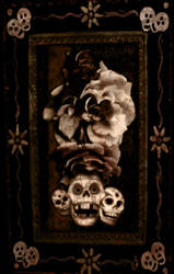 Dia de los Muertos by lofijunkie