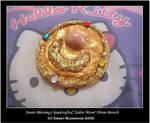 Sailor Moon Prism Brooch