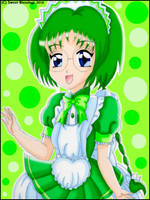 Mew Waitress Lettuce by Sweet-Blessings