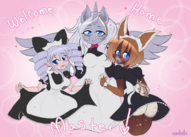 (Reward) Maid Trio