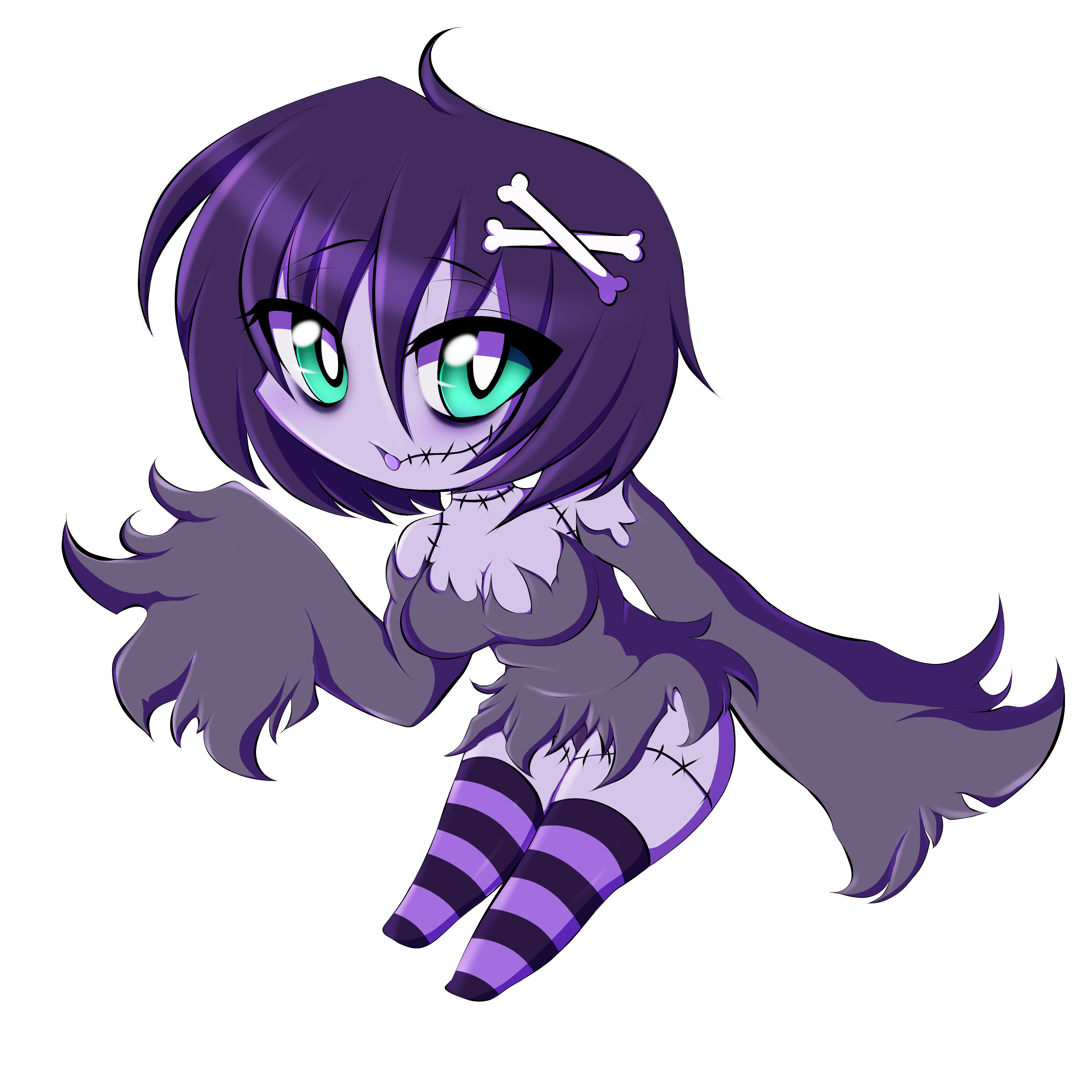 Zombie Chibu