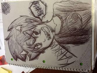 Karkat sketch