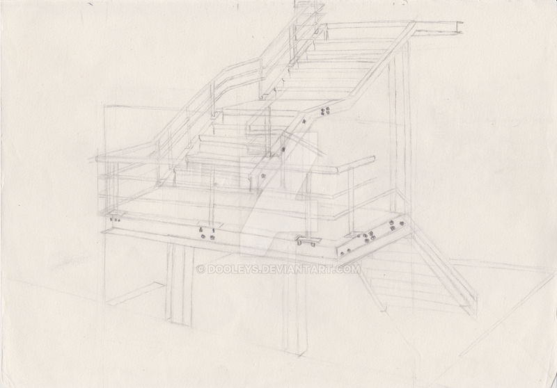 Business Park OD Stairs (1)