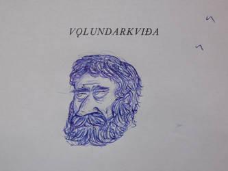 Volundr by Hanussen
