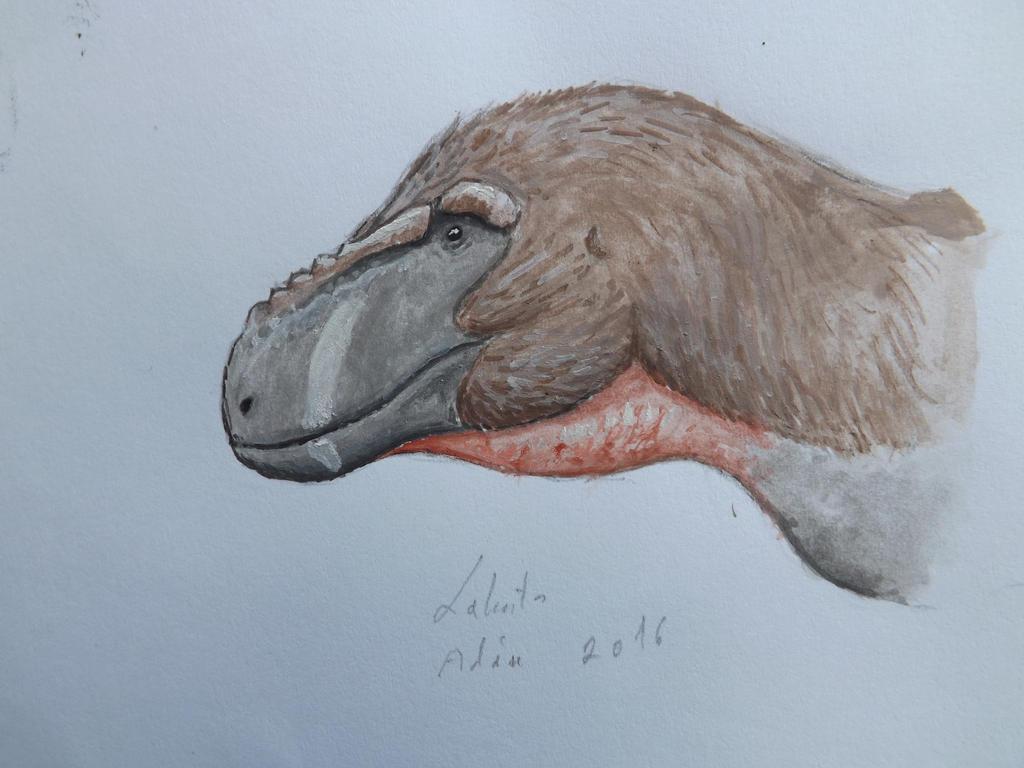 Tarbosaurus bataar by Adamsaurus02