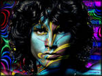 The spirit of Jim Morrison
