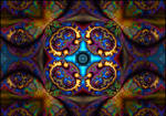Psychedelic crest