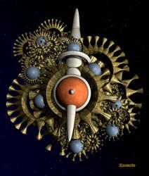 Astrolabe by ivankorsario