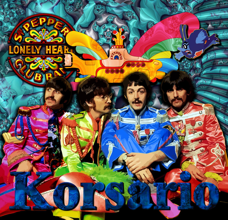 Sargent Pepper S Lonely Hearts Club Band Tour
