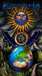 Earth Gaia by ivankorsario