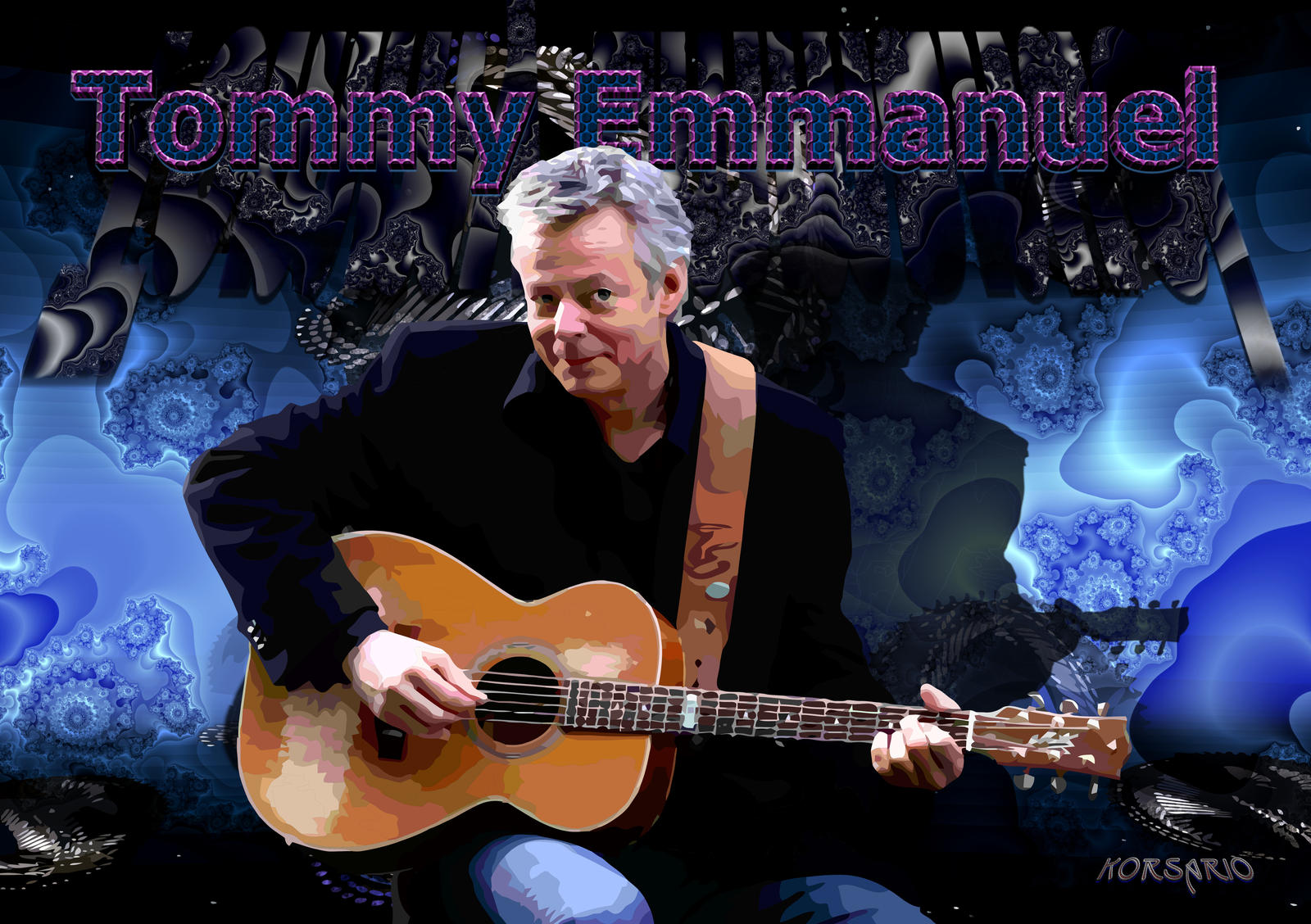 how to play angelina by tommy emmanuel