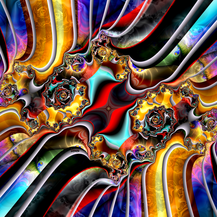 The theory of psychedelic acid by ivankorsario
