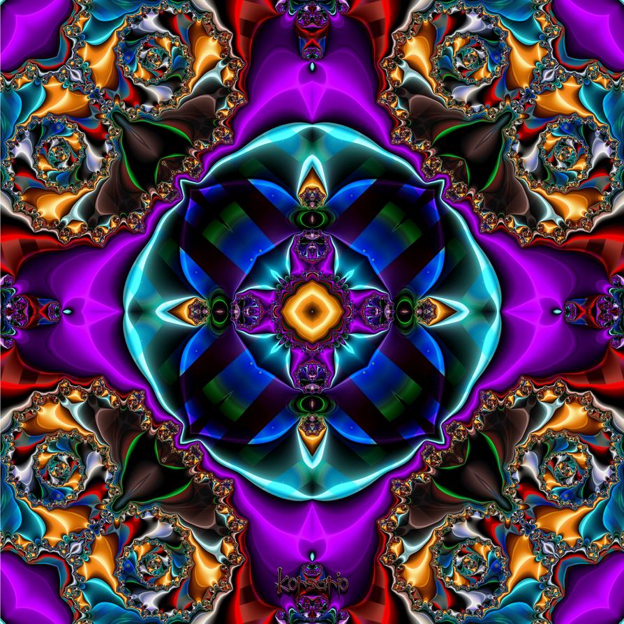Electric Purple by ivankorsario