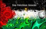 Stop Palestinian Genocide by ivankorsario
