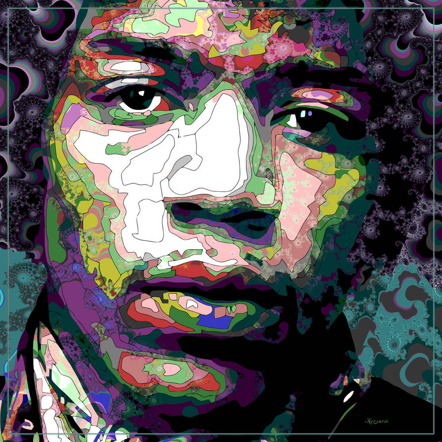 The spirit of Jimi Hendrix