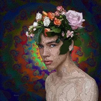 The elf of spring by ivankorsario