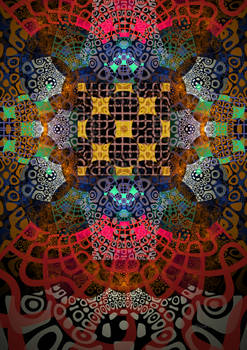Fractals of the pandemic 8