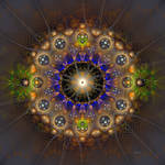 Fractals of the pandemic 25