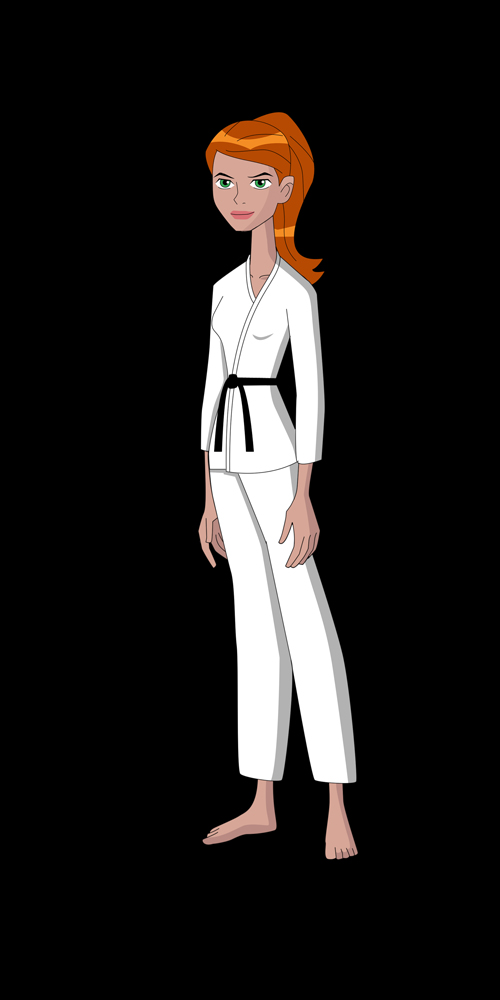 gwen from ben 10 naked