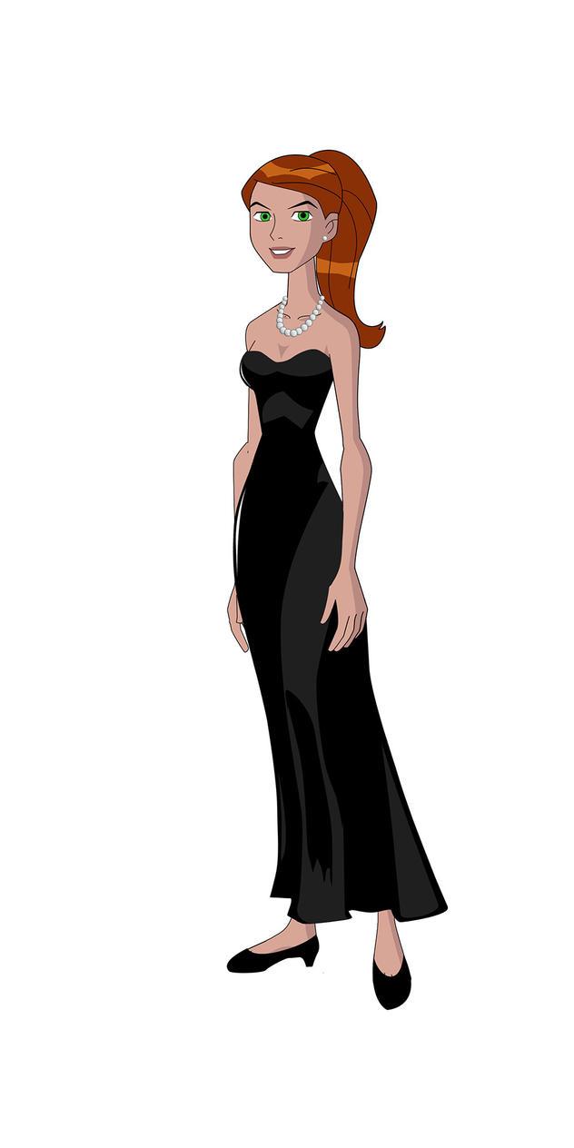ben 10 gwen dress