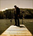 The Man at the Lake