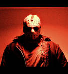 Jason in the Bloodlight