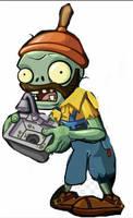 Kitchen sink zombie pvz 2