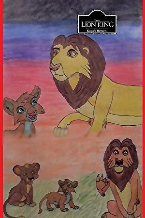 The Lion King Kopa's Return by 13BatScorpion95 on DeviantArt