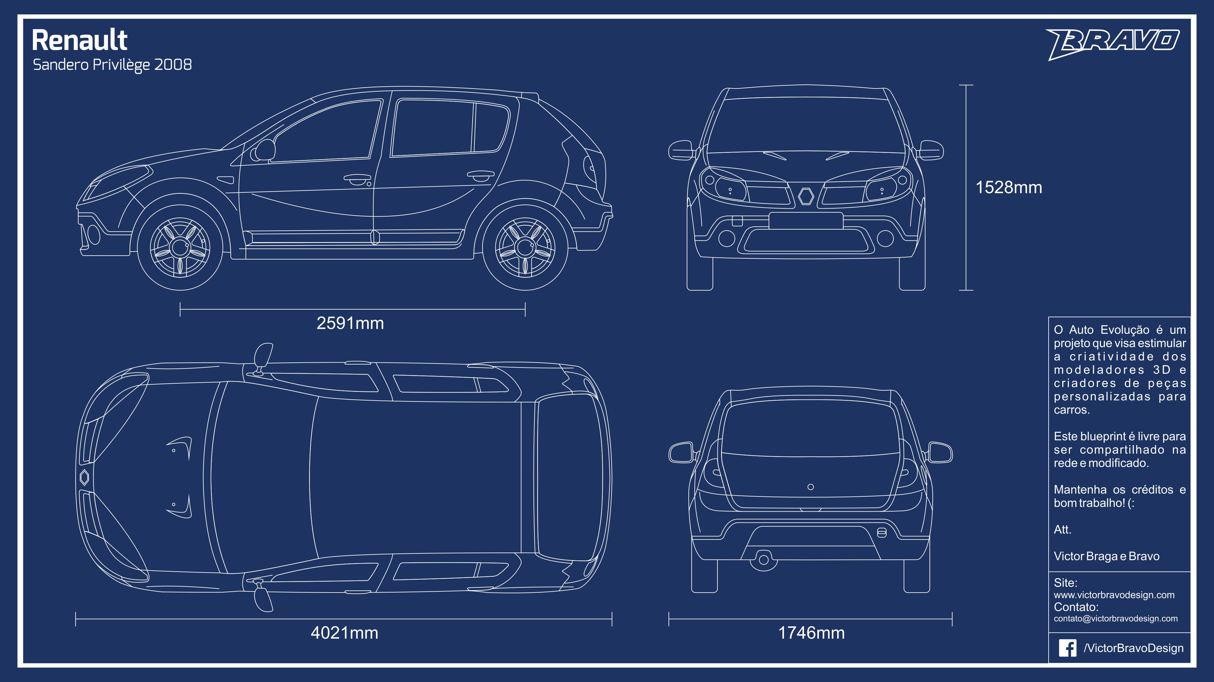 Victor Bravo Design  Auto Evolu U00e7 U00e3o