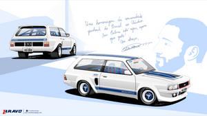 Ford Belina II 650 CLN